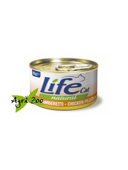 LIFECat Natural Umido Gatto 85 g